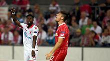 Europa-Pokal-Heimkehr verbockt: Boakye und der Pfosten ernüchtern Köln