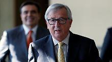 Brexit-Gespräche stocken: Juncker prophezeit weitere Verzögerungen