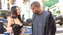 """""""Wir bekommen ein Baby"""": Kim Kardashian bestätigt Gerüchte"""