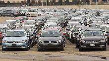 """Zwei Jahre nach """"Dieselgate"""": VW schaltet in den USA auf Wachstum"""