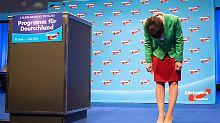 Druck auf Petrys Unterstützer: Weitere Austritte bei Sachsen-AfD
