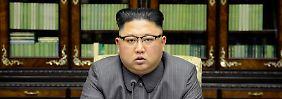 Reden heißt nicht verhandeln: Nordkorea lässt die USA bislang abblitzen