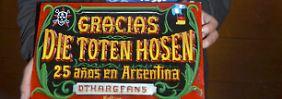 """25 Jahre """"Pantalones muertos"""": Hosen feiern Silberhochzeit in Argentinien"""