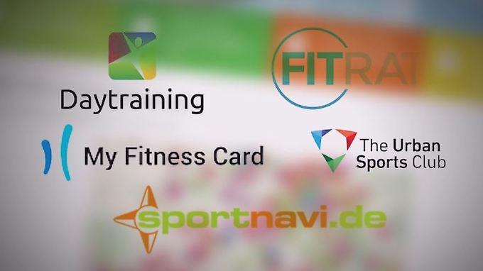 n-tv Ratgeber: Fitnessflatrate-Anbieter im Test