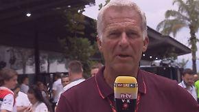 "Christian Danner zur Formel 1 in Malaysia: ""Riesenkatastrophe bei Ferrari"""