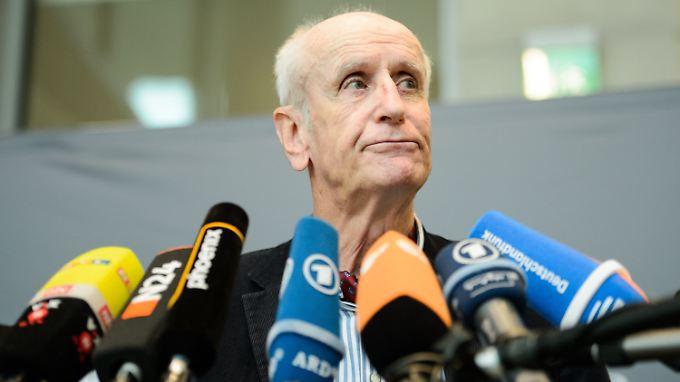 """""""Disqualifiziert"""": AfD-Kandidat Albrecht Glaser."""