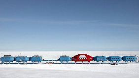 n-tv Dokumentation: Geniale Technik - Forschungsstation Antarktis