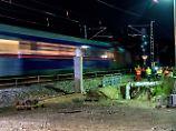Weiter einzelne Ausfälle: Züge rollen wieder auf der Rheintalbahn