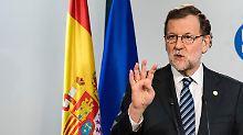 Der Börsen-Tag: Katalonien-Konflikt belastet Spanien-Bonds