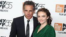 Ella im Rampenlicht: Das ist Ben Stillers Tochter