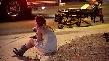 Tote und Verletzte in Las Vegas: Konzertbesucher fliehen panisch vor Schüssen