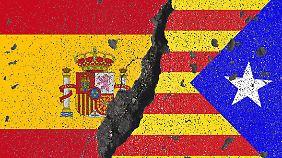 Die mögliche Unabhängigkeit Kataloniens verschreckt die Wirtschaft. Erste Firmen wandern ab oder planen den Umzug.