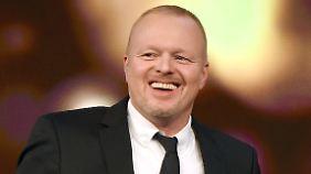 Stefan Raab litt nach einem TV-Unfall an leichtem Gedächtnisverlust.