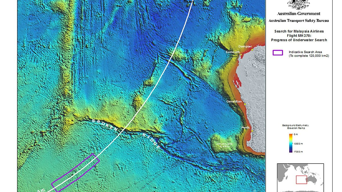 Schicksal von Flug MH370 bleibt ein Rätsel