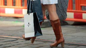 Einzelhandel frohlockt: Rabatte befeuern deutsche Kauflaune