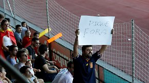 """""""Du bist ekelhaft"""": Spanien-Fans fordern Rauswurf Piqués"""