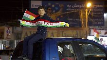 Weitere Drohungen aus Ankara: Kurden im Nordirak wollen Wahlen abhalten