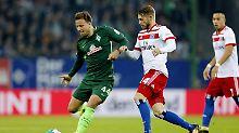 Der Sport-Tag: Werder Bremen ist sauer auf die Hamburger Polizei