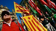 Puigdemont warnt Madrid: Katalonien will Unabhängigkeit bald erklären
