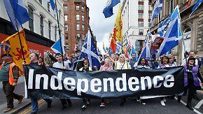 Droht ein Europa der Kleinstaaten?: Diese Regionen fordern die Unabhängigkeit