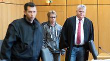 Zeuge im Doppelmord-Prozess: Marcel H. prahlte mit Taten im Netz