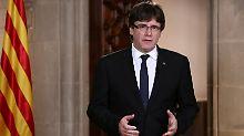 """So nicht, Majestät!"": Puigdemont greift König Felipe an"