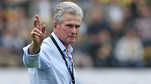 """""""Es ist ein Freundschaftsdienst"""": Heynckes wird Bayern-Trainer auf Zeit"""
