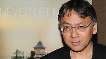Britisch-japanischer Autor: Literaturnobelpreis geht an Kazuo Ishiguro