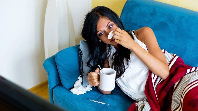 Wer krank ist, möchte meistens nur seine Ruhe haben.