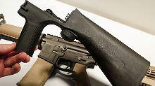 """Bewegung nach Las-Vegas-Massaker: NRA fordert """"verstärkte Kontrolle"""""""