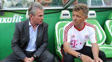 Der Sport-Tag: DFB-Team löst WM-Ticket, FC Bayern das Trainer-Rätsel?