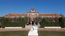 Historische Sitzung in Barcelona: Kataloniens Parlament will abstimmen