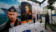 Russlands ewige Nummer Eins: Opposition will Putins Geburtstag vermasseln