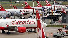 Schreiben von Betriebsrat: 1400 Air-Berlin-Mitarbeitern droht Kündigung