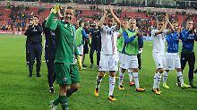 Auch Spanien löst WM-Ticket: Island manövriert sich an Gruppenspitze