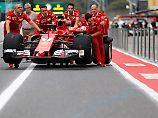 Der Sport-Tag: Die Formel 1 verteilt tüchtig Startplatz-Strafen