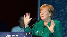 Sonderparteitag soll entscheiden: Merkel kündigt Jamaika-Verhandlungen an
