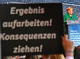 Merkel bei der Jungen Union: Die Revolution fällt mal wieder aus