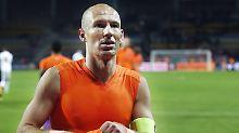 Hat wohl im nächsten Sommer frei: Arjen Robben.