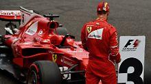Der Sport-Tag: Nach Vettel-Panne: Ferrari holt Qualitätswächterin