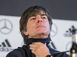 Freut sich auf die Testphase auf Topniveau: Bundestrainer Joachim Löw.