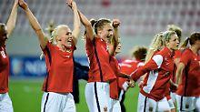 Der Sport-Tag: Norwegen bezahlt Fußball-Frauen künftig wie Männer