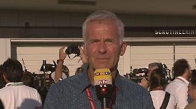 """Christian Danner zur Formel 1: """"Von Vettel ist Gelassenheit verlangt"""""""
