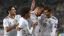 Der Sport-Tag: WM-Ticket kostet DFB rund 4,3 Millionen Euro