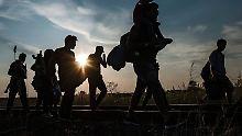Zukunft der Flüchlingspolitik: Das ist der Unions-Kompromiss