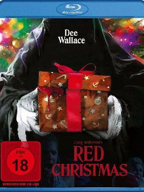 """""""Red Christmas"""" ist bei SchröderMedia erschienen."""