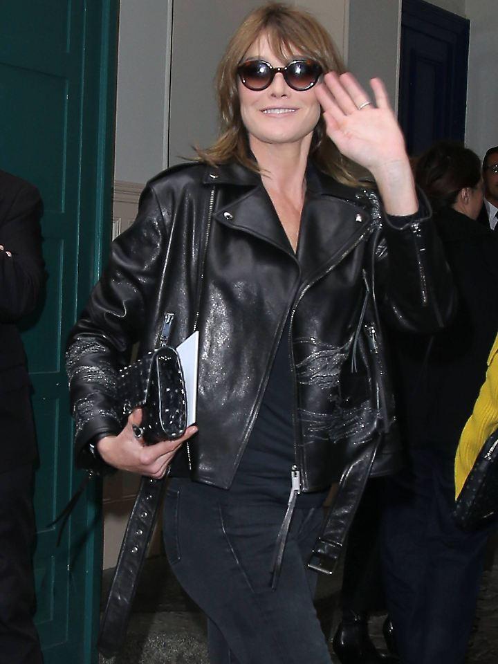 Pop-Star, Model, Präsidentengattin, Mutter - Carla Bruni ist und war vieles, nur nicht langweilig.