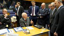 Würdiger Abschied für Wolfgang Schäuble.