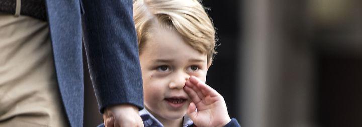 Promi-News des Tages: Prinz George feiert tierisches Schauspiel-Debüt