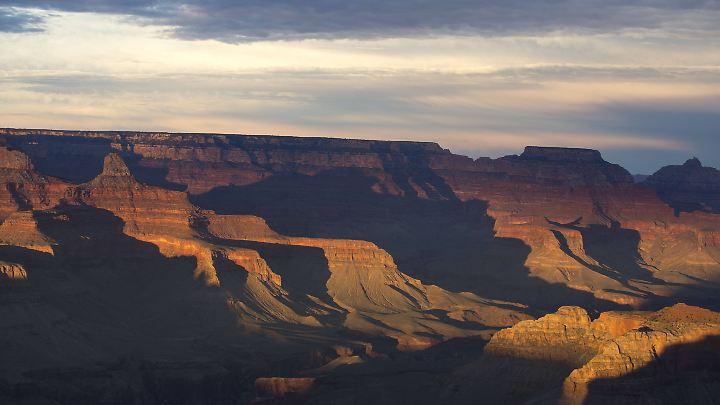 Touristenhotspots liegen in den Gebieten der Indianer.